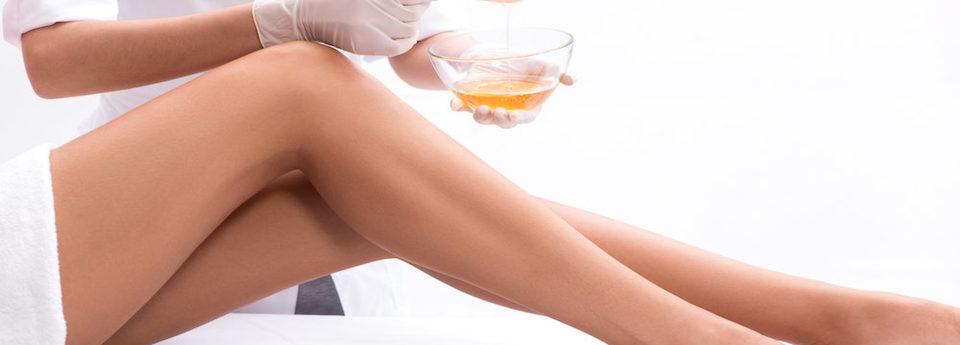 Body Sugaring bij Corpes